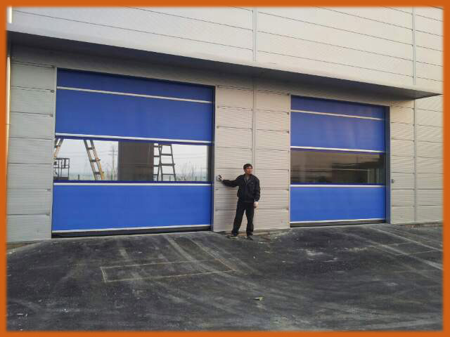 high sppe door, speed door, roll up door,rapid door indonesia,high speed shutter