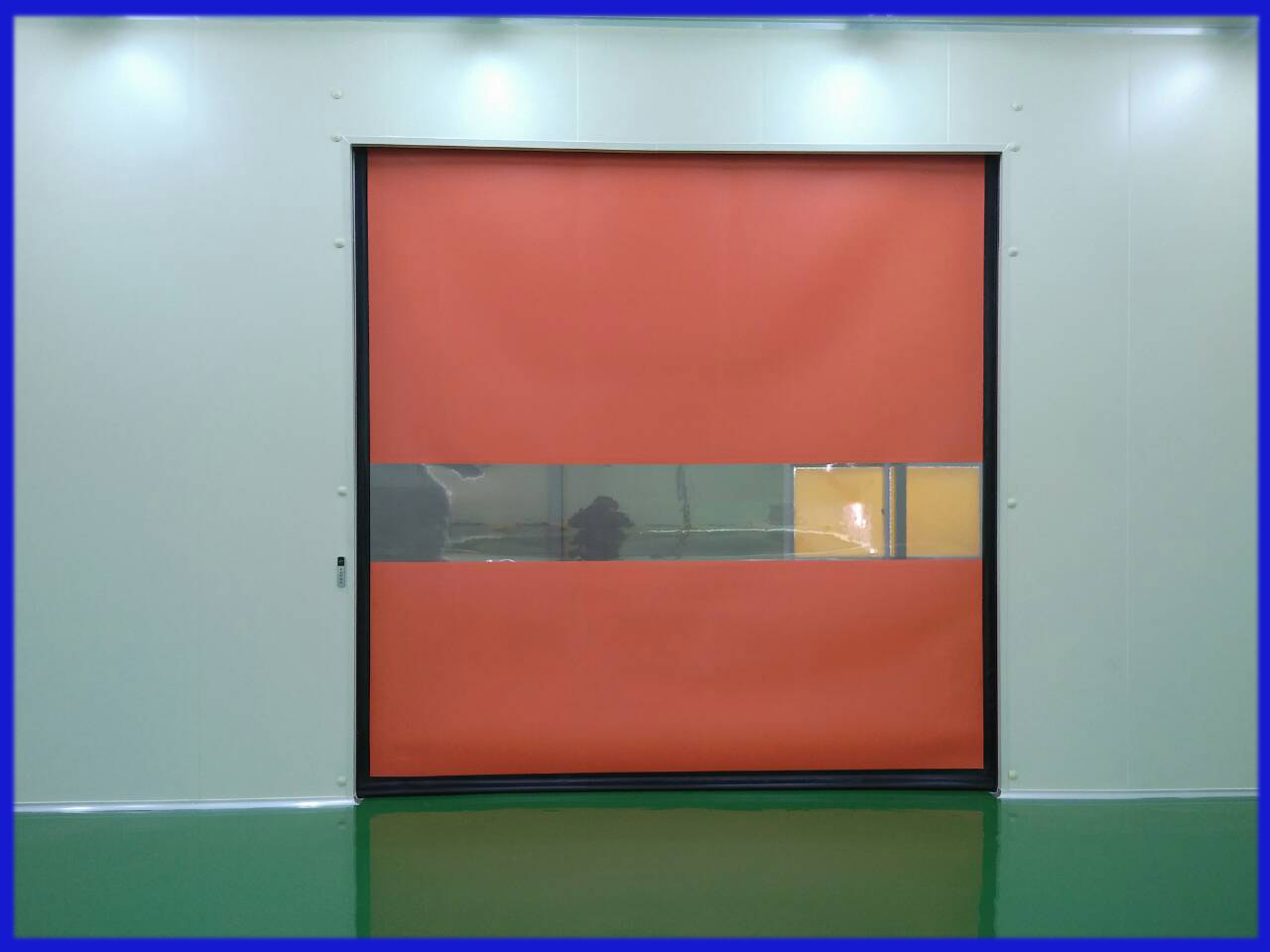 high speed door indonesia, rapid door, speed sheet shutter, roll up door